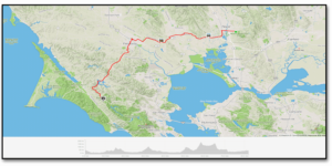 Day 31 – Napa to Samuel Taylor State Park (82.1 KM)