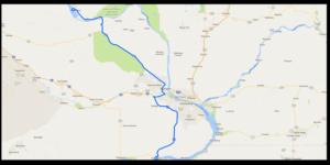 Day 19 – Priest Rapids Recreation Area to Plymouth Park Campground, Washington (137 KM)