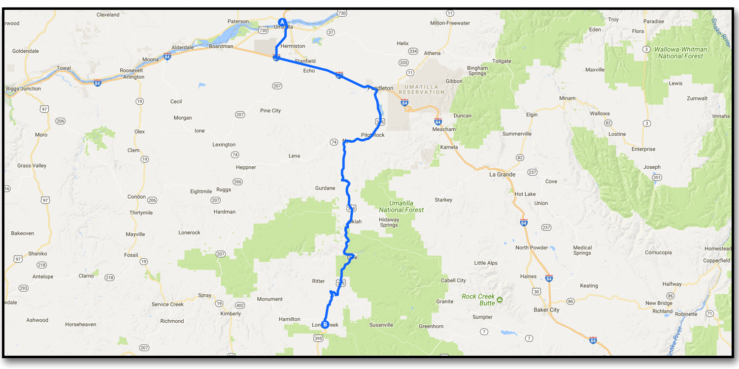 Day 20 – Our journey to the Zone of Totality! (211 KM)