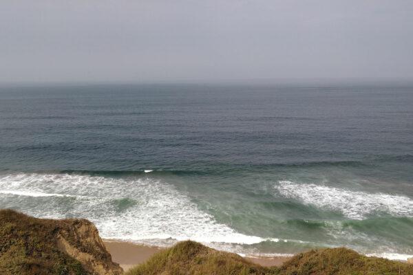 Nice stretch of coast here.