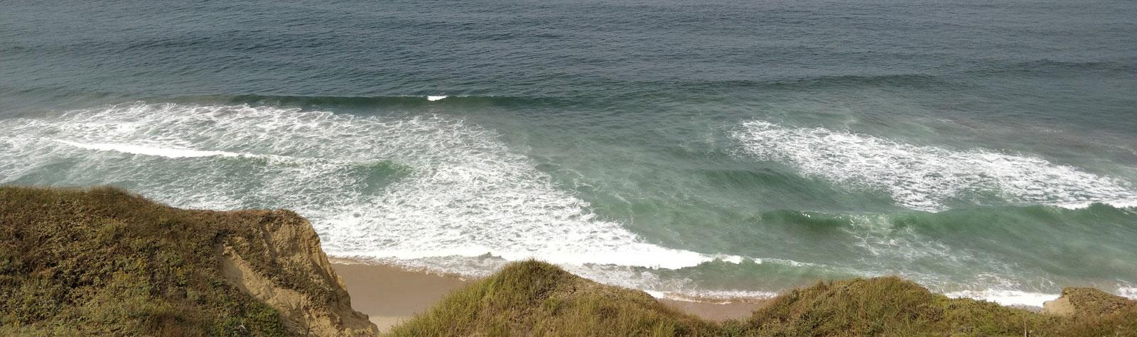 Day 35 – Butano State Park to New Brighton State Beach
