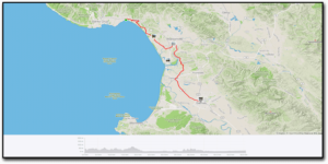 Day 36 – New Brighton State Beach to Salinas